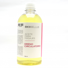 Aceite Dreno circulatorio
