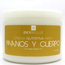 Crema para Manos con Aceite de Oliva